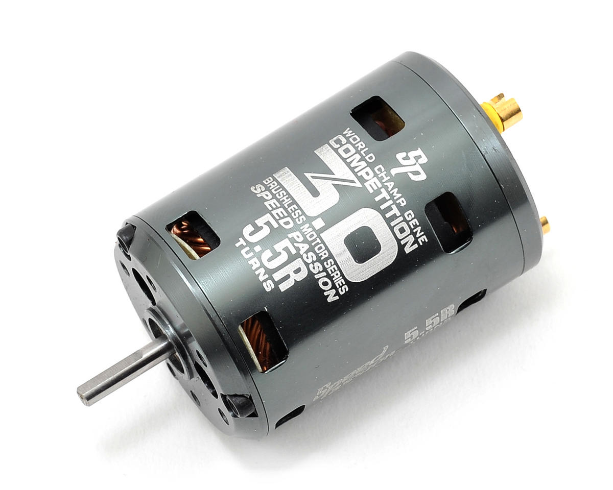 Speed Passion Competition V3 Sensored Brushless Motor (5.5R)