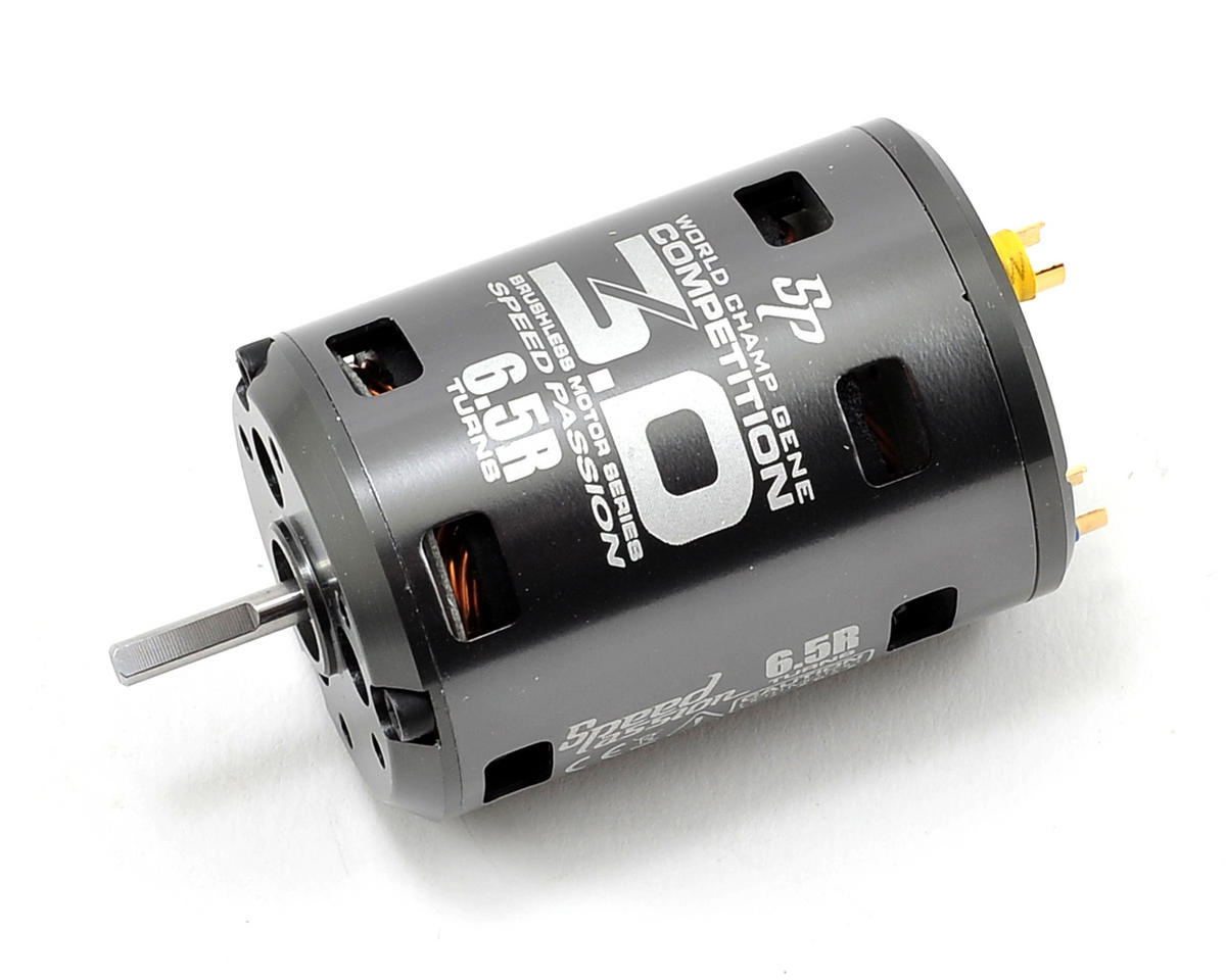 Speed Passion Competition V3 Sensored Brushless Motor (6.5R)