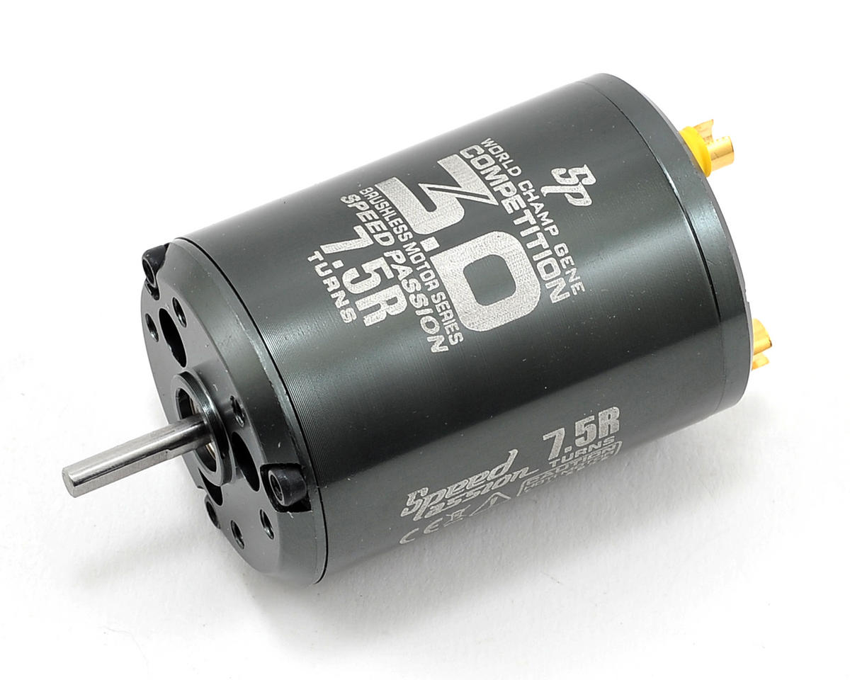 Speed Passion Competition V3 Sensored Brushless Motor (7.5R)