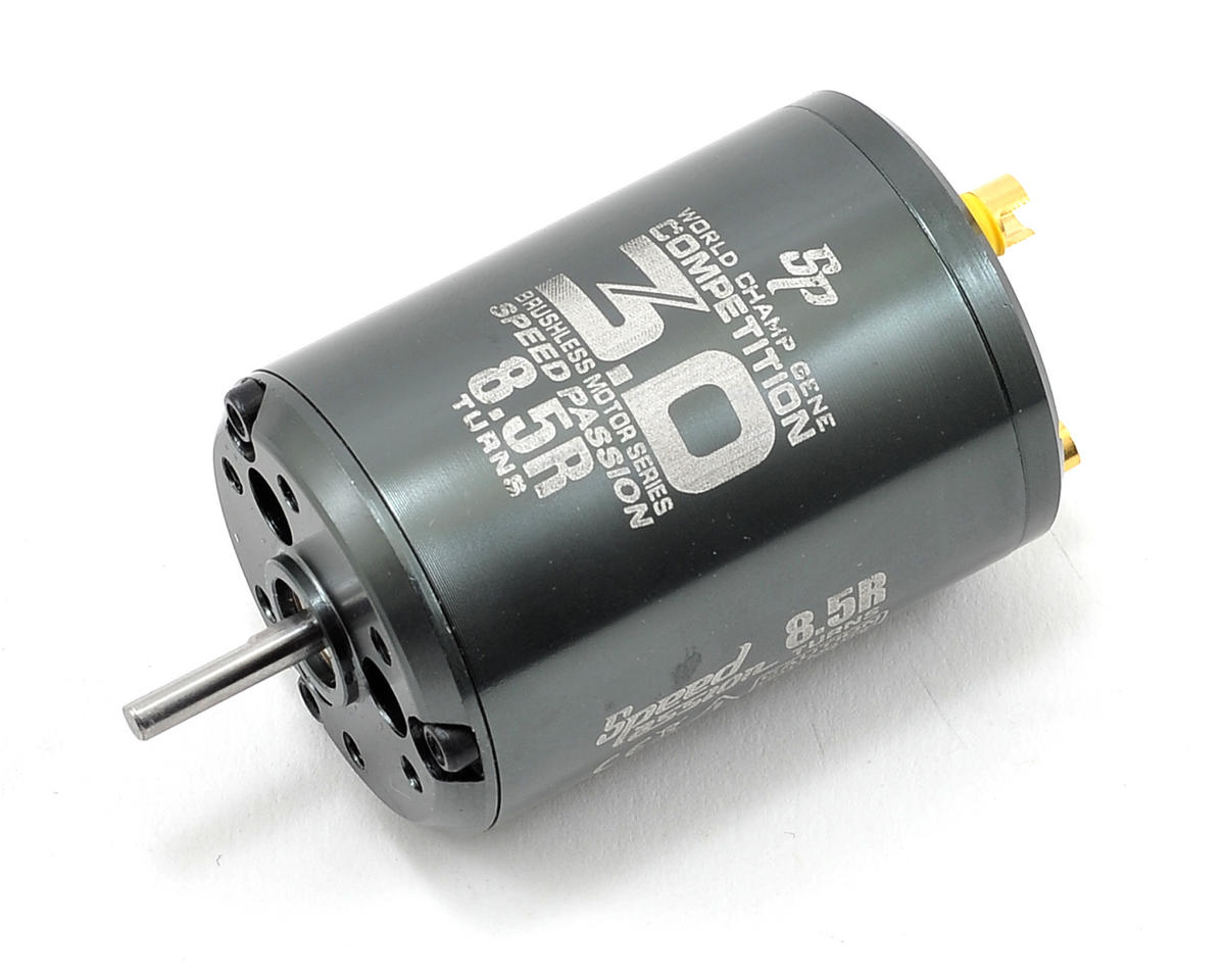 Speed Passion Competition V3 Sensored Brushless Motor (8.5R)
