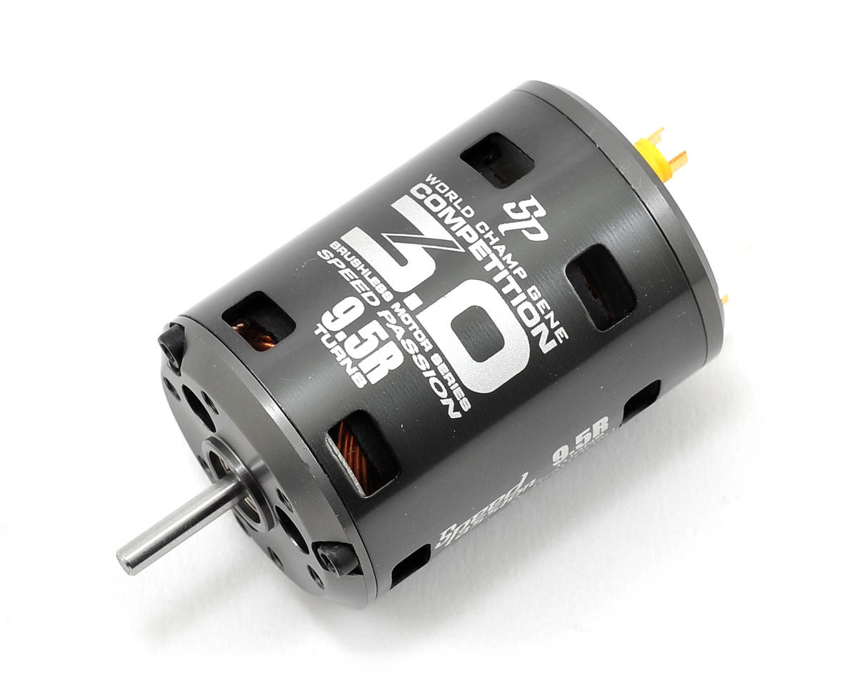 Speed Passion Competition V3 Sensored Brushless Motor (9.5R)