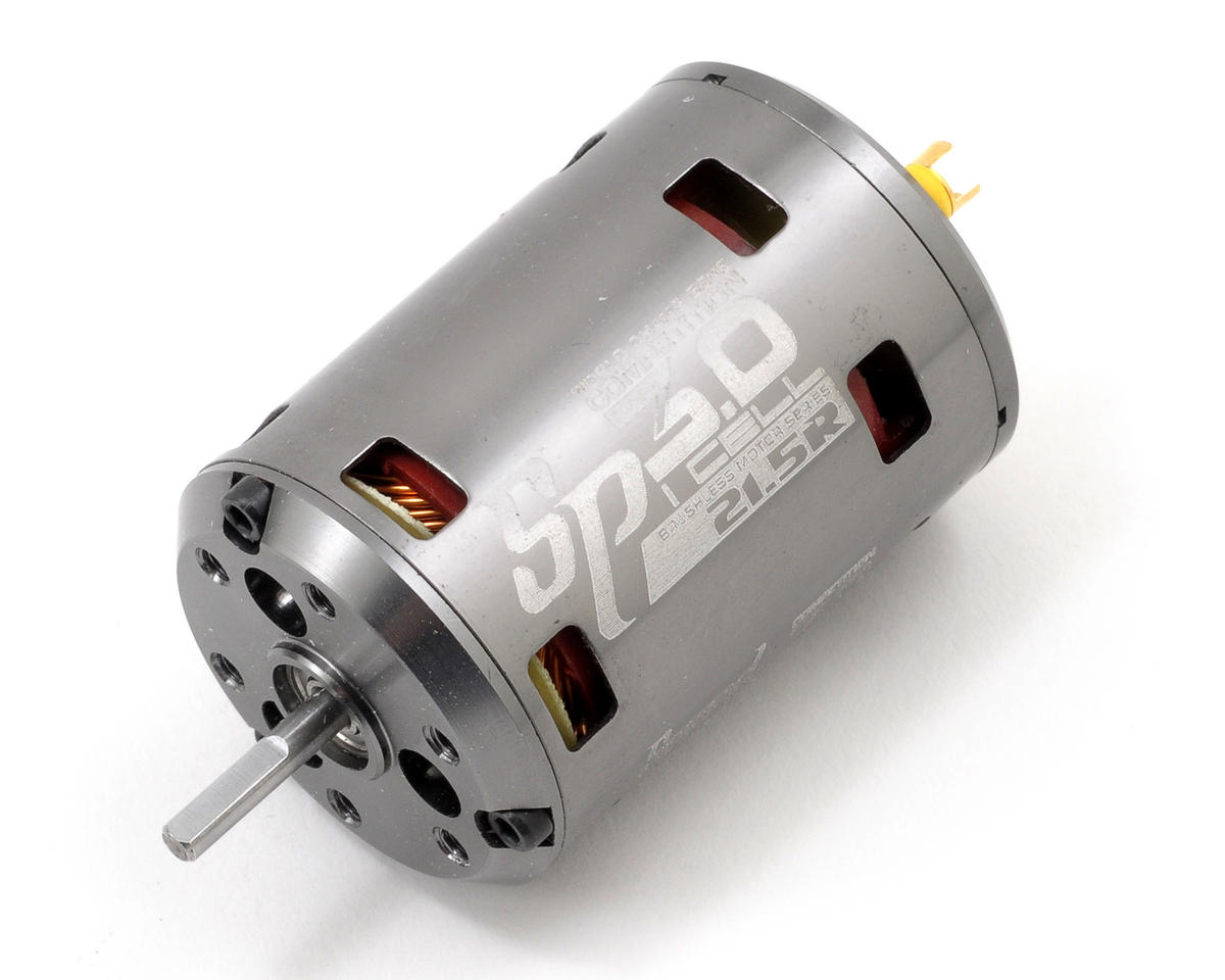 "Speed Passion Competition V3 ""1 Cell"" Sensored Brushless Motor (21.5T)"