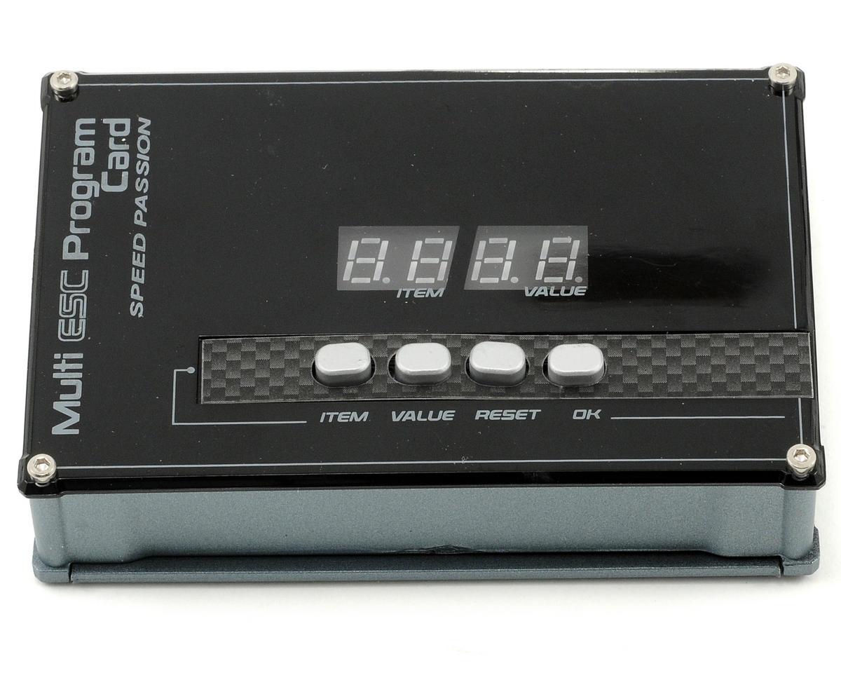 Speed Passion Multi ESC Programing Box