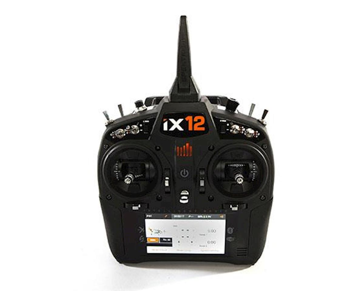 Spektrum RC iX12 2.4GHz DSMX 12-Channel Radio System (No Servos)