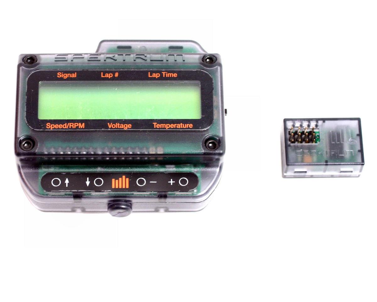 Spektrum RC Electric Telemetry Combo Pack