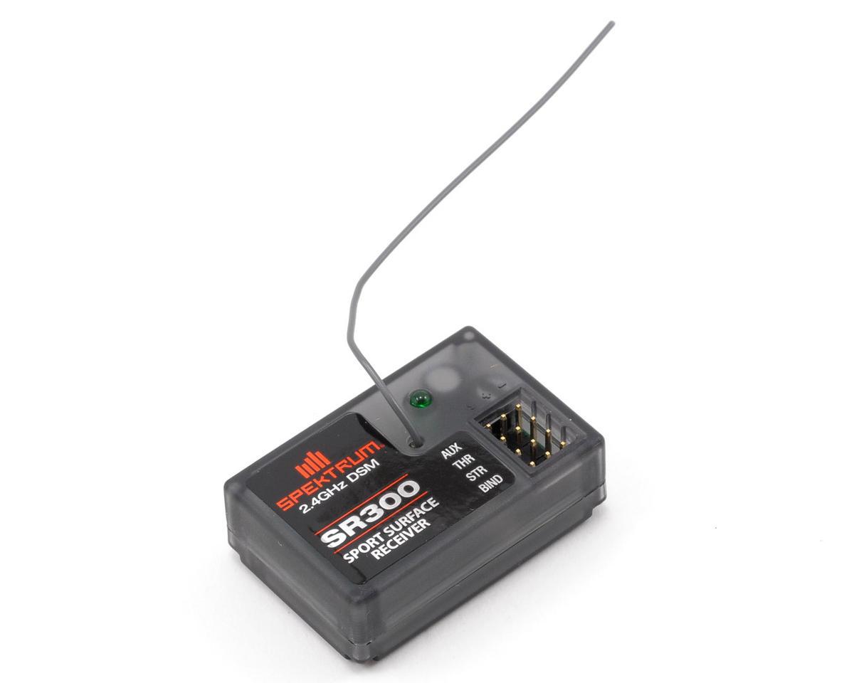 Spektrum RC DX3C DSM 3-Channel Surface Radio