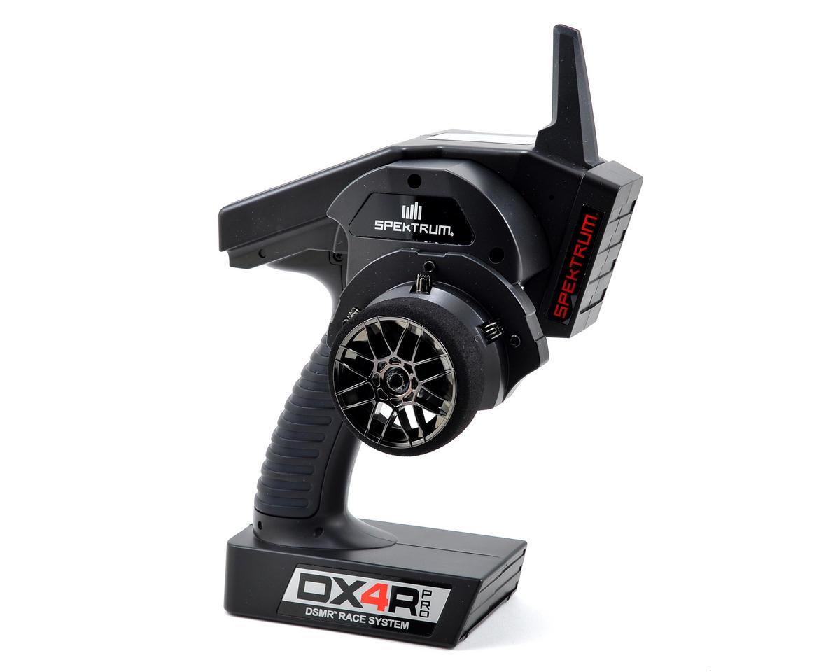 Spektrum RC DX4R Pro DSMR 4-Channel Surface Radio w/SR2000 & SR410 Receivers