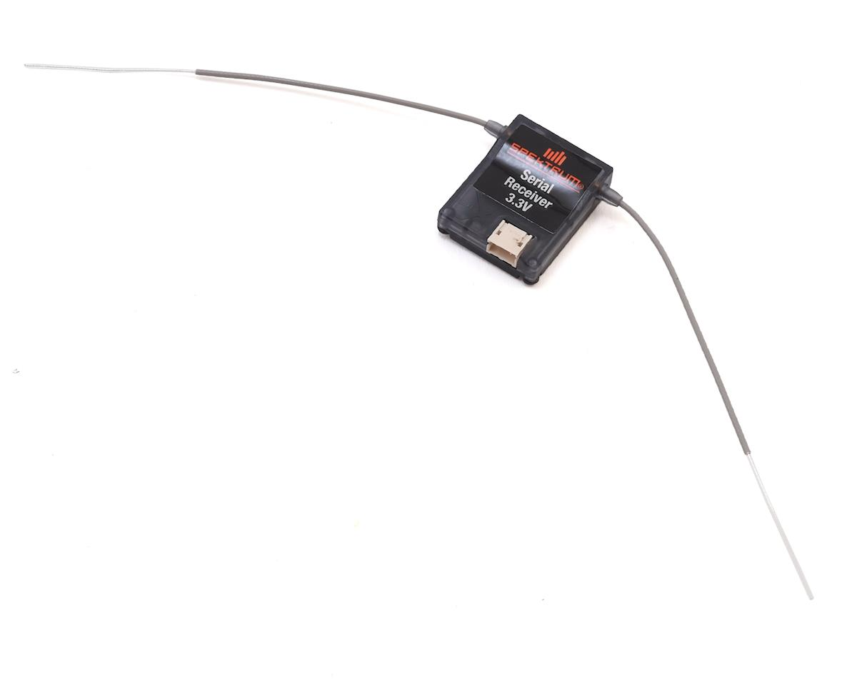Spektrum RC DSMX Serial Receiver 3.3V (Replacement) (E-flite Opterra S+ 1.2m)