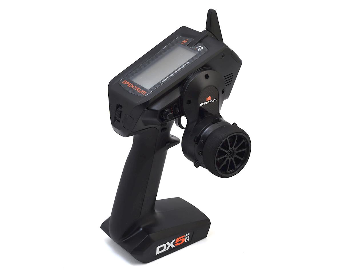 Spektrum RC DX5 Pro 5-Channel DSMR Transmitter Radio System w/SR2100 Receiver