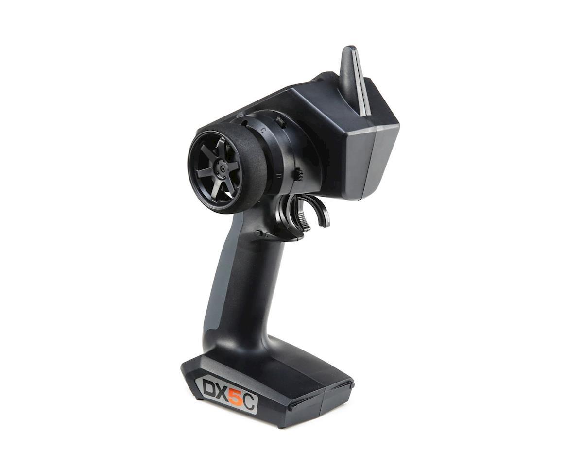 Spektrum RC DX5C 5-Channel DSMR Surface Radio w/SRS6000 Receiver