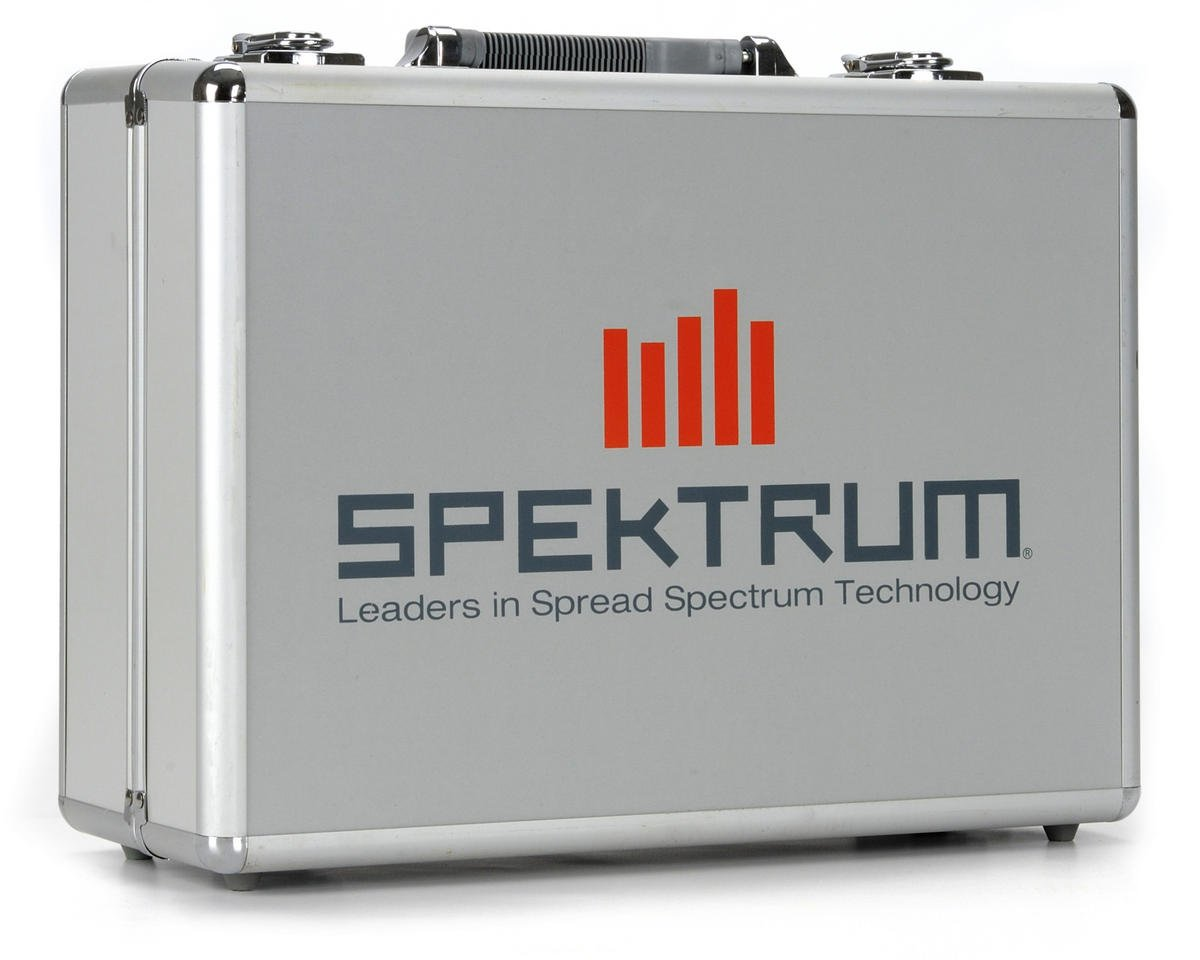 Spektrum RC Deluxe Transmitter Case (Aircraft)