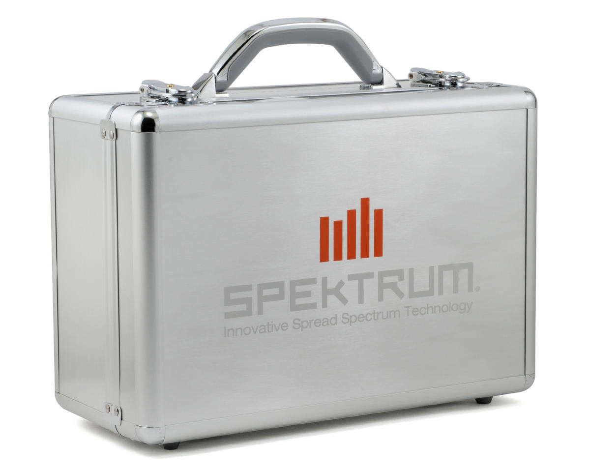Spektrum RC Aluminum Surface Transmitter Case