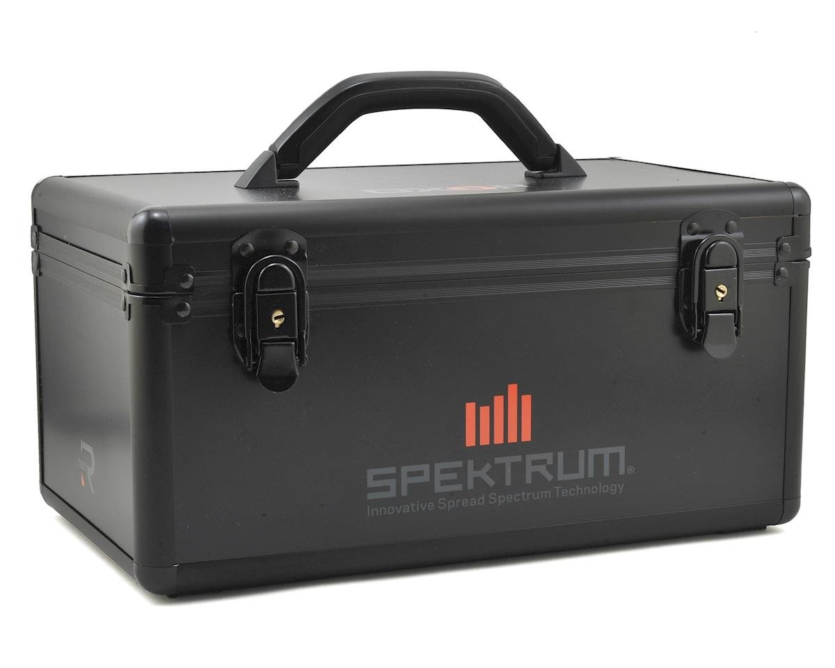 Spektrum RC DX6R Transmitter Case
