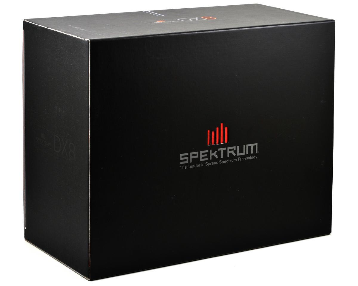 Spektrum RC DX8 2.4GHz DSMX 8Ch Aircraft Radio w/Telemetry Module & AR8000 Receiver