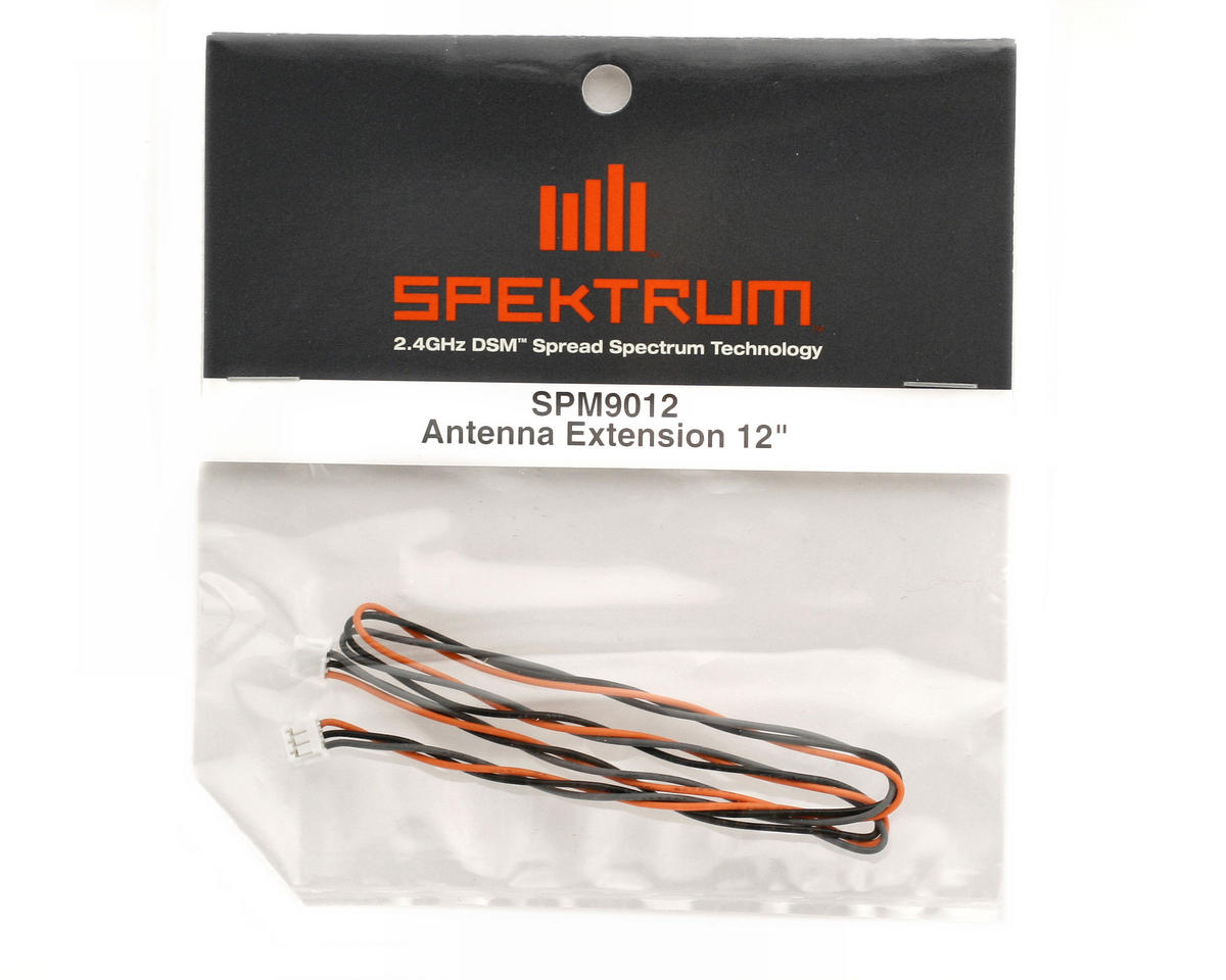 Image 2 for Spektrum RC Remote Receiver Antenna Extension 12""