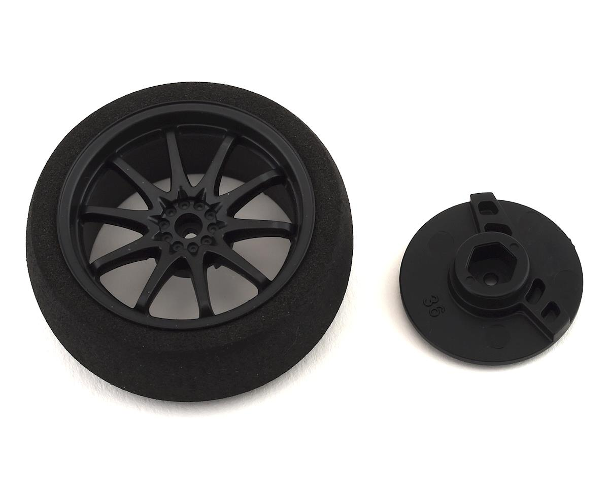 Spektrum RC Replacement Small Wheel (Black) (DX5C, 5R Pro, 6R)
