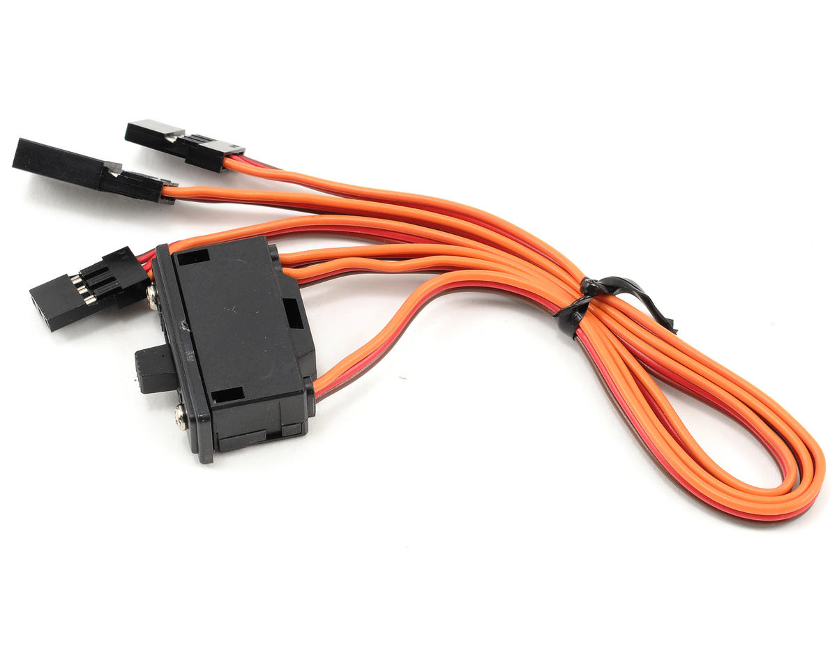 Spektrum RC 3-Wire Switch Harness [SPM9530]