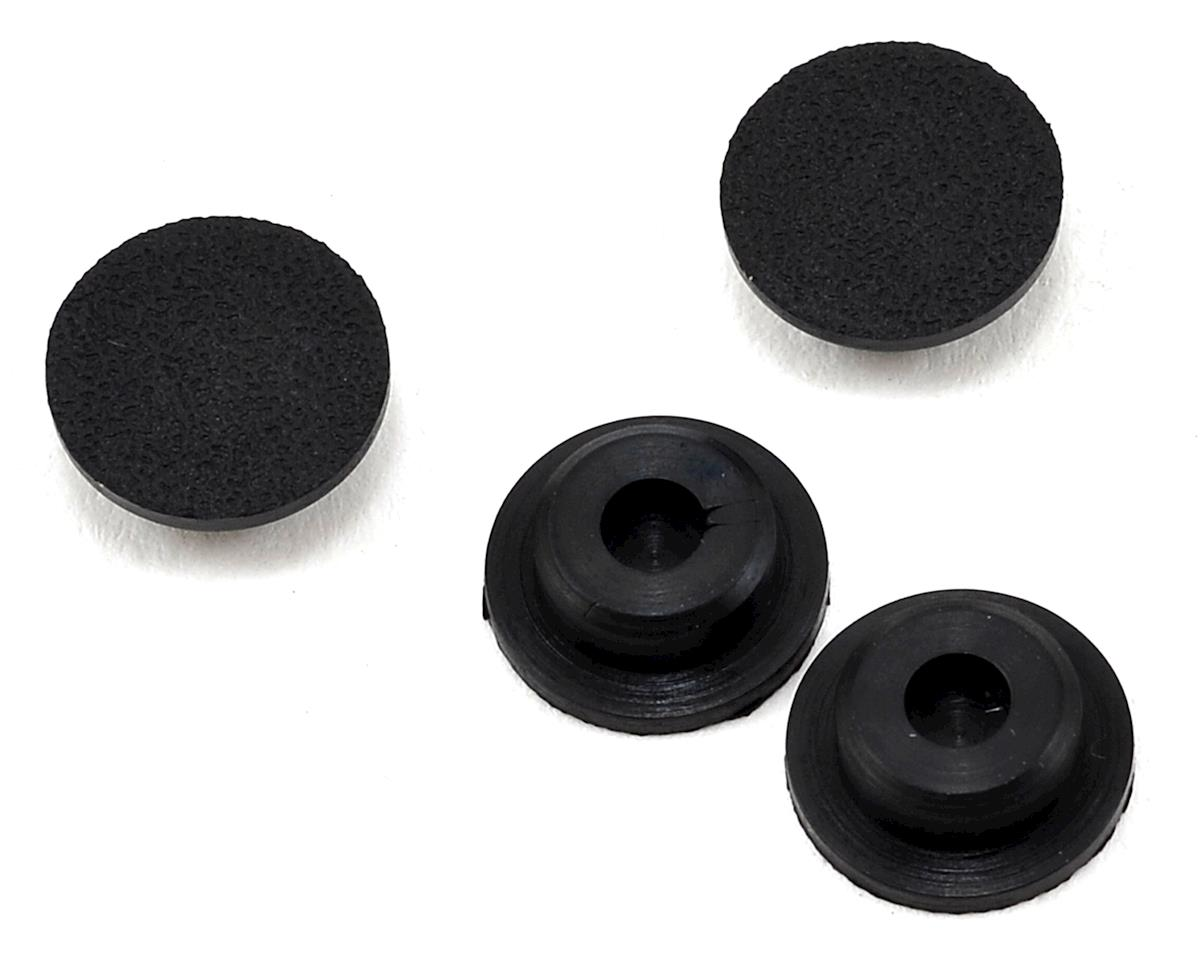 DX18 Rubber Plugs (4) by Spektrum RC