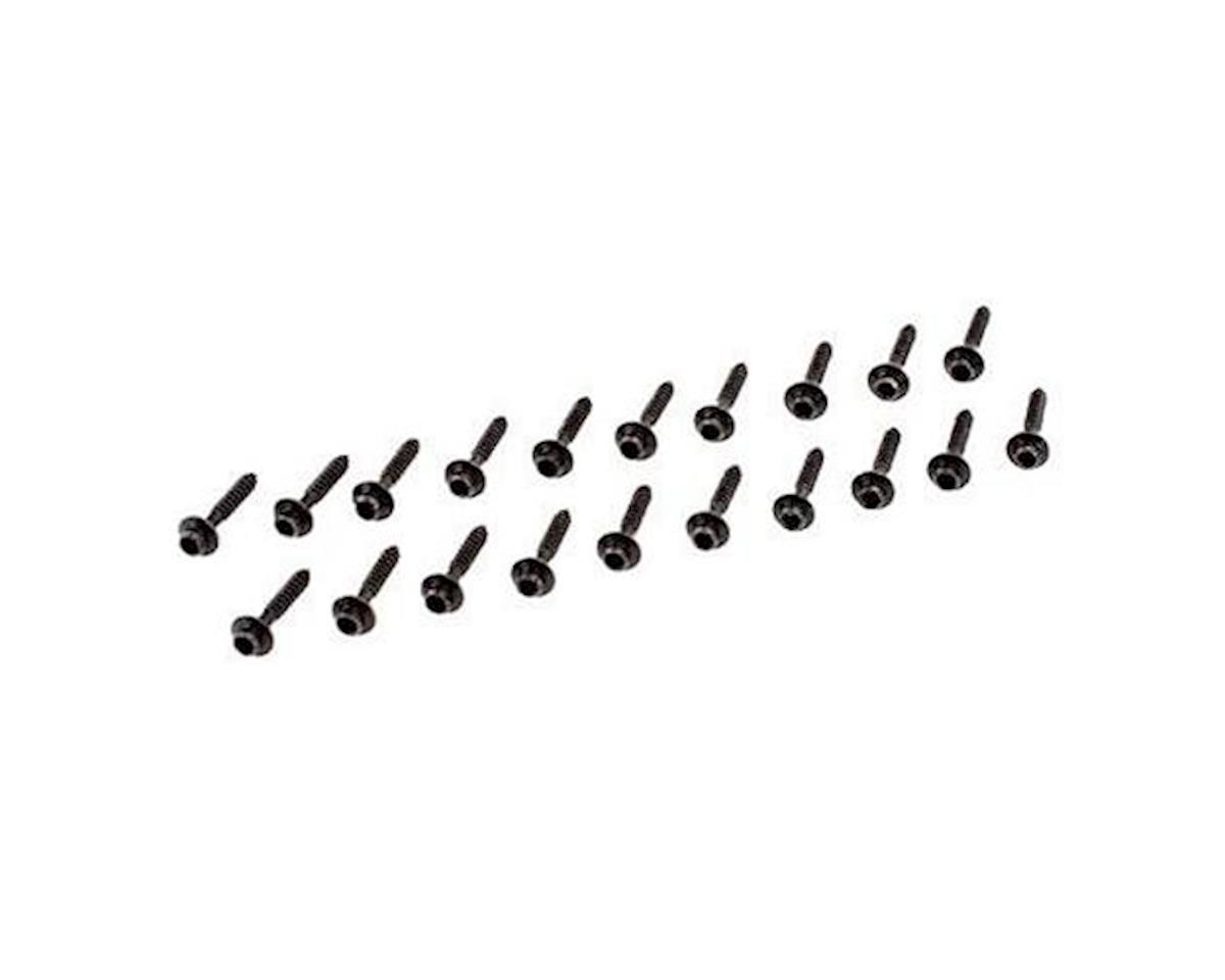 Spektrum RC Socket Head Servo Mounting Screws (20)