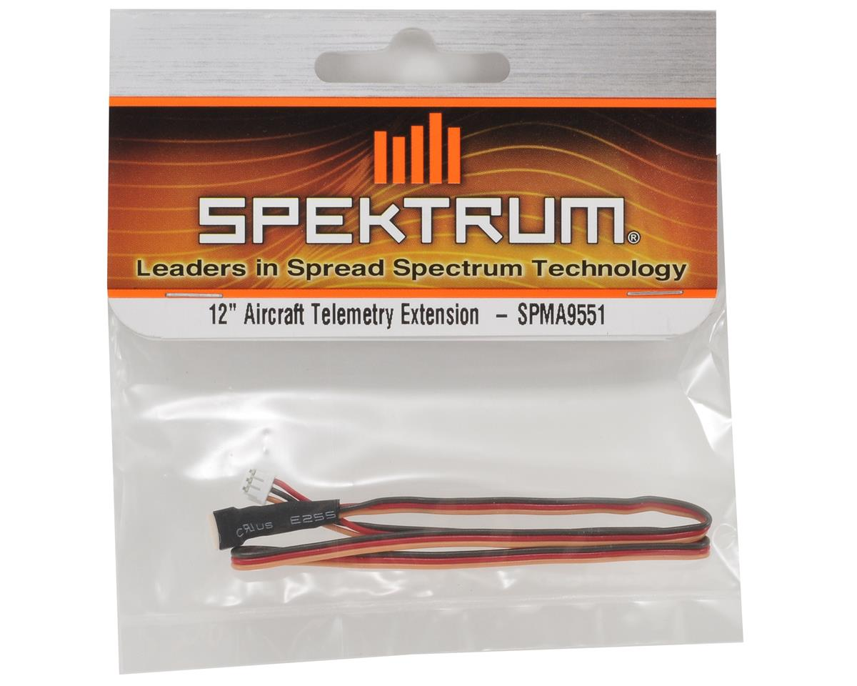"Spektrum RC 12"" Aircraft Telemetry Extension"