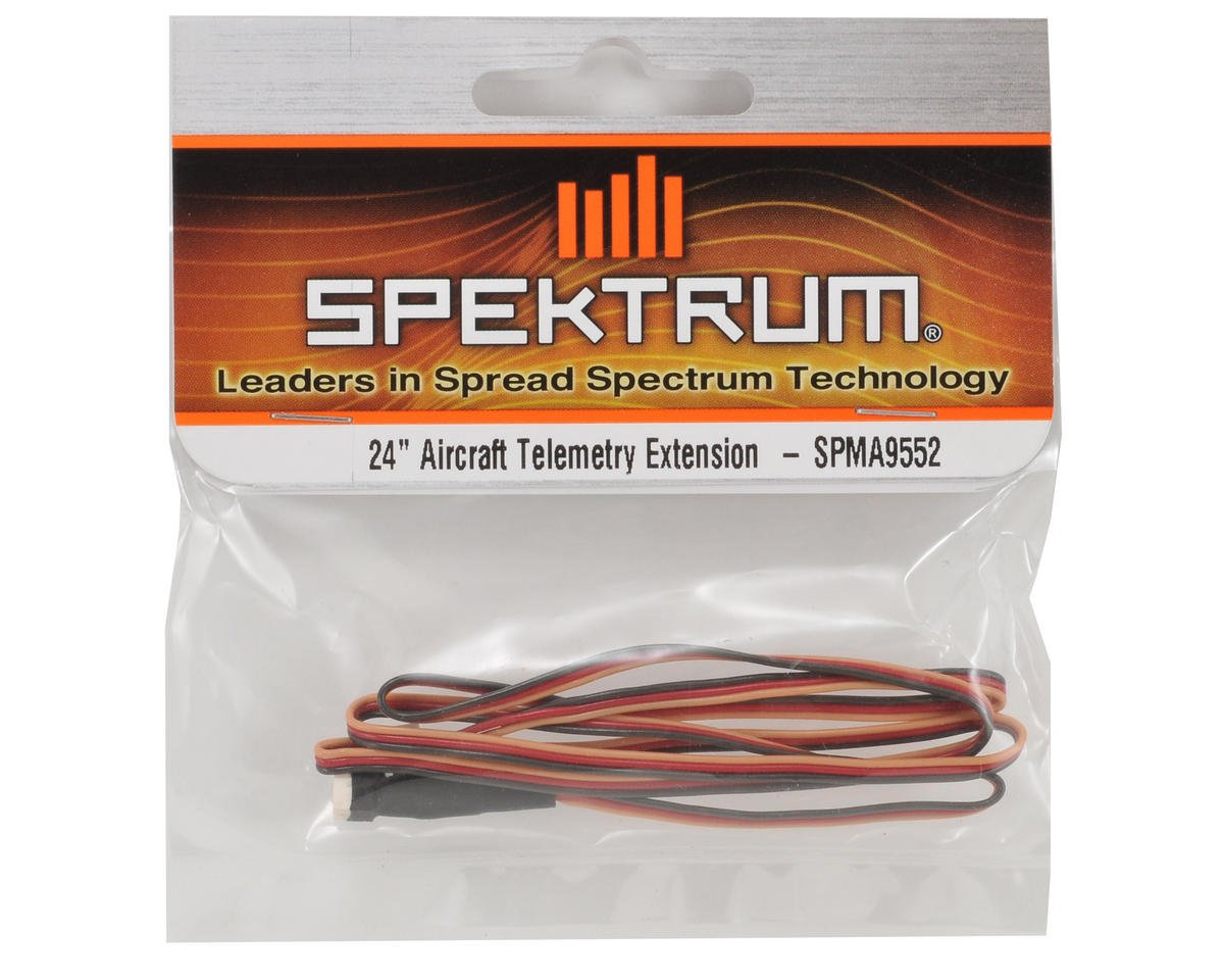 "Spektrum RC 24"" Aircraft Telemetry Extension"