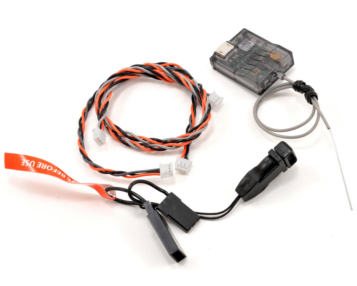 Spektrum RC Spectrum AR9300 DSM2 9-Channel Carbon Fuselage Rx