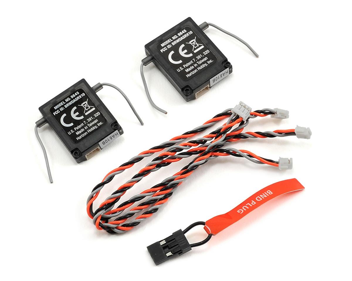 Spektrum RC AR9350 9-Channel AS3X Sport Receiver