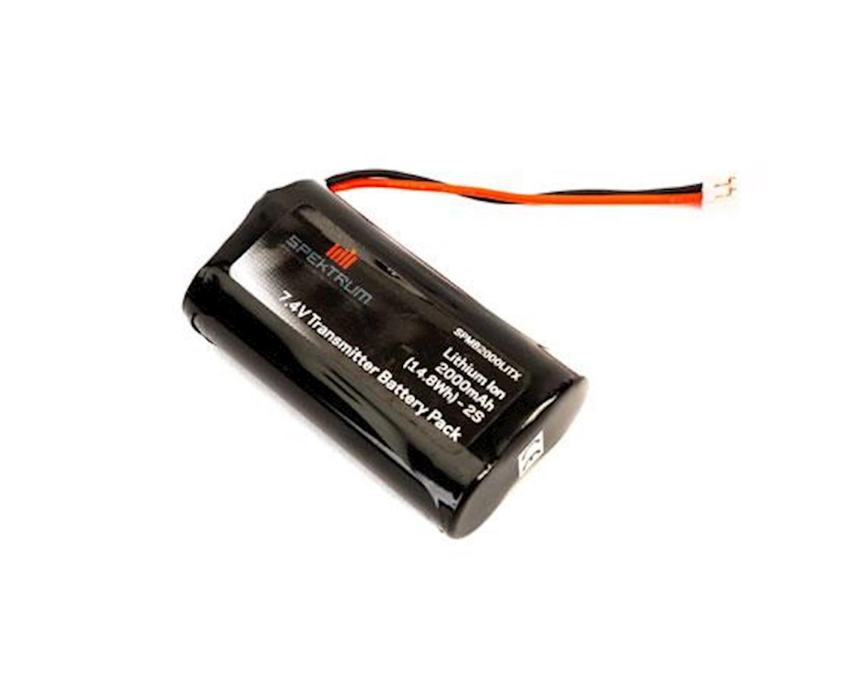Spektrum RC 2000 mAh TX Battery
