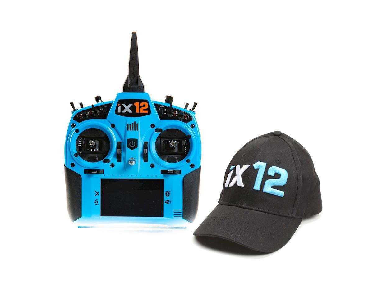 Spektrum RC iX12 2.4GHz DSMX 12-Channel Radio System (Transmitter Only)