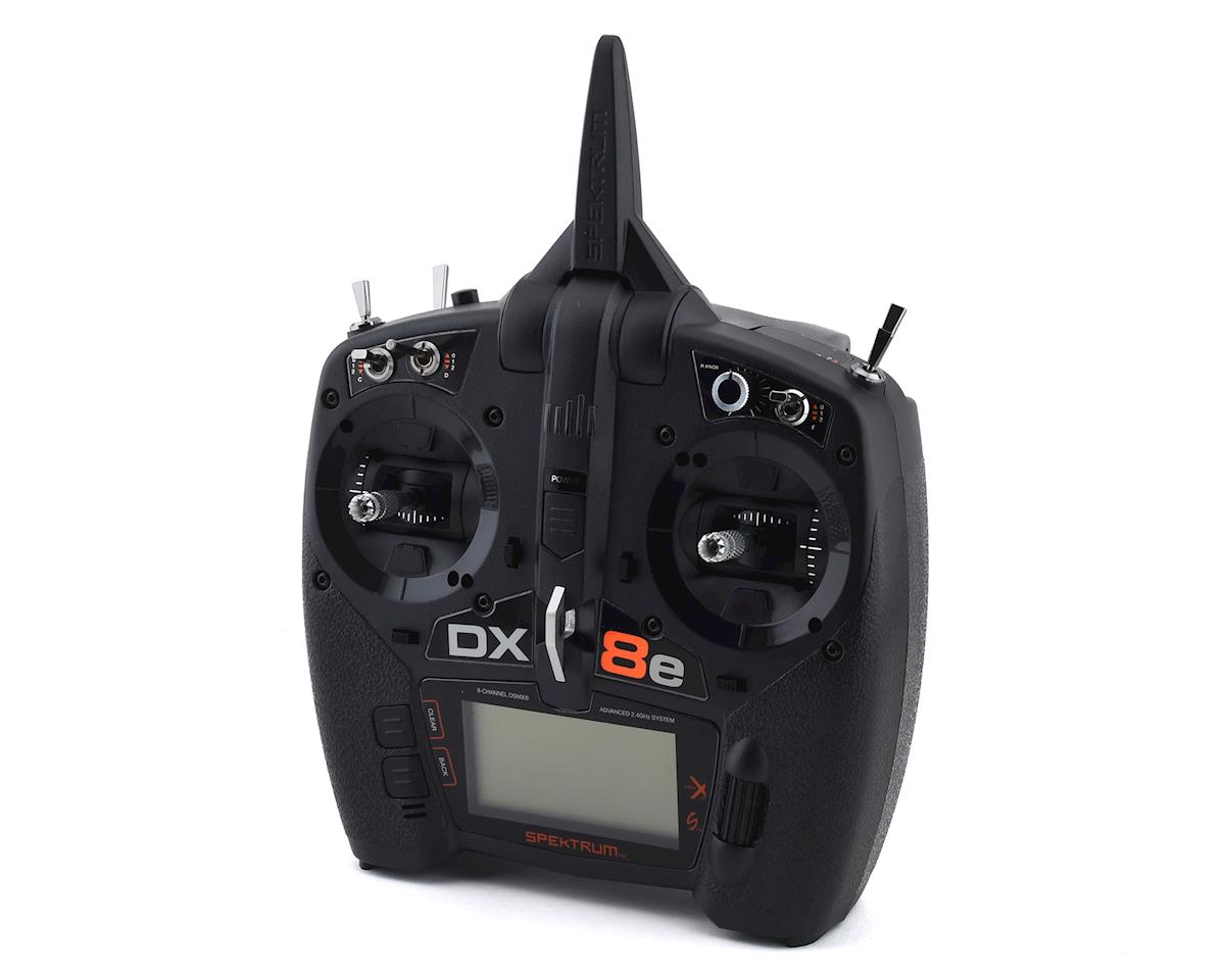 Spektrum RC DX8e 2.4GHz DSMX 8-Channel Radio System (Transmitter Only)