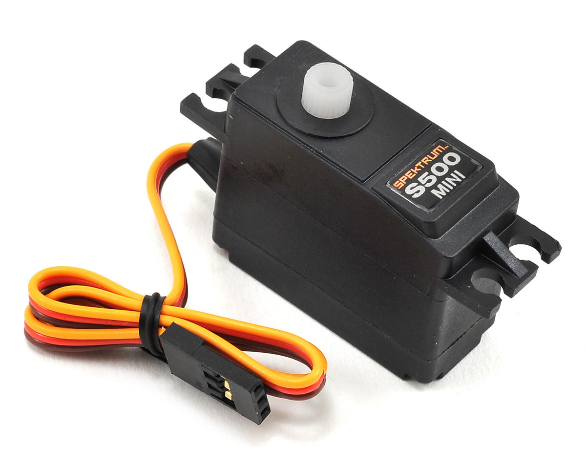 Spektrum RC 500WP Digital Servo (Losi Mini 8IGHT)