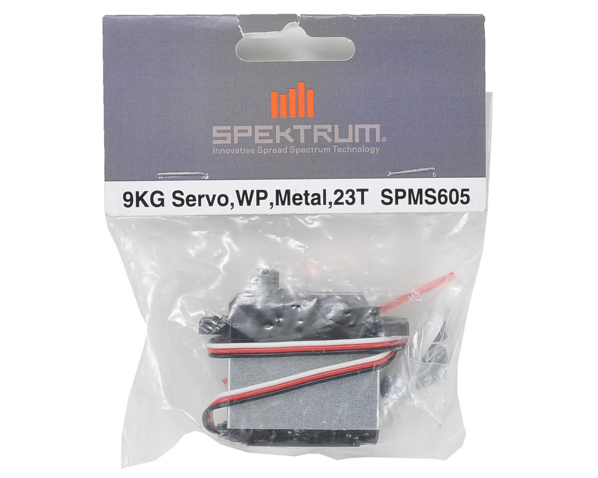 Spektrum RC S605 Water Proof Metal Gear Servo