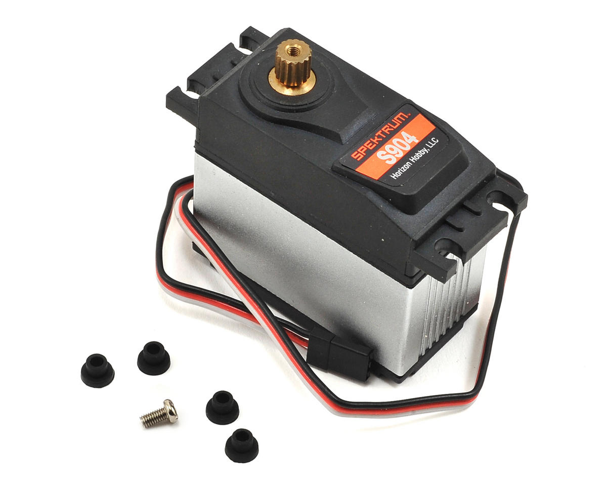 Spektrum RC S904 Large Scale Water Proof Digital Servo (Losi Audi R8 LMS)