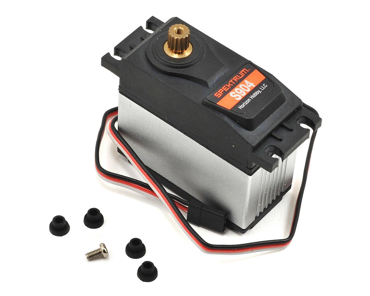 S904 Large Scale Water Proof Digital Servo by Spektrum RC (Pro Boat Zelos 48)