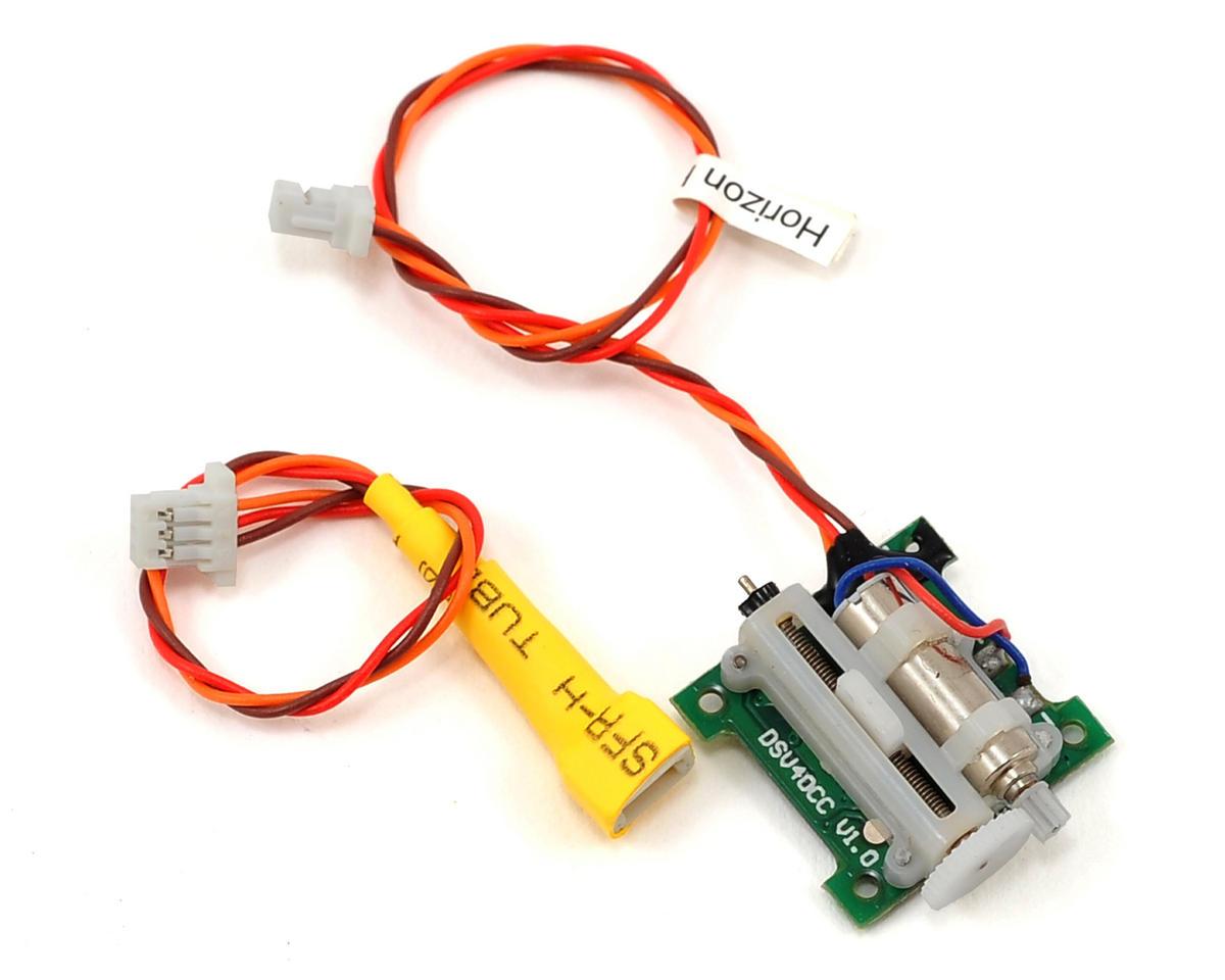 1.8 Gram Linear Ultra Micro Servo by Spektrum RC