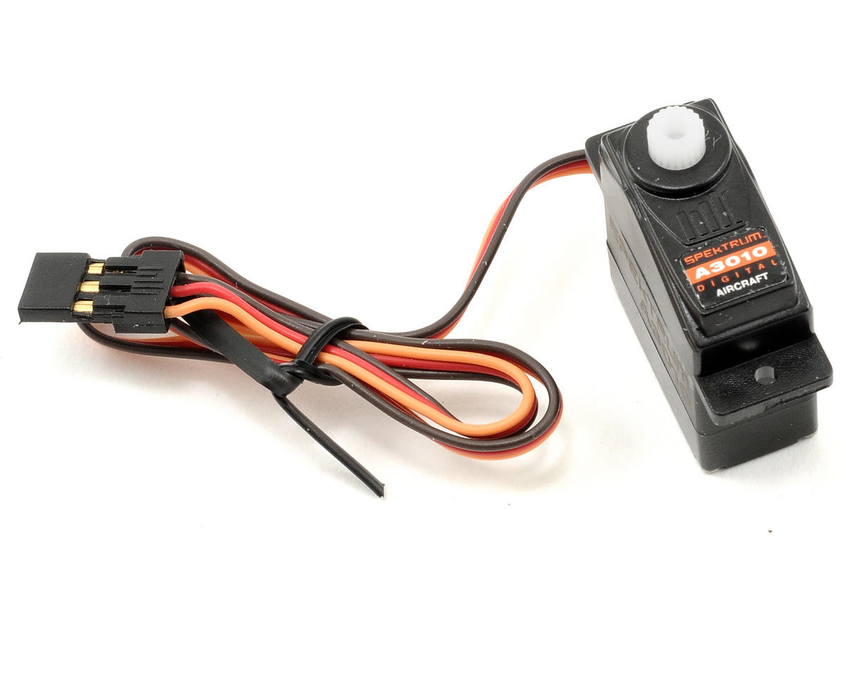 Spektrum RC A3010 Digital Hi Speed Sub-Micro Aircraft Servo
