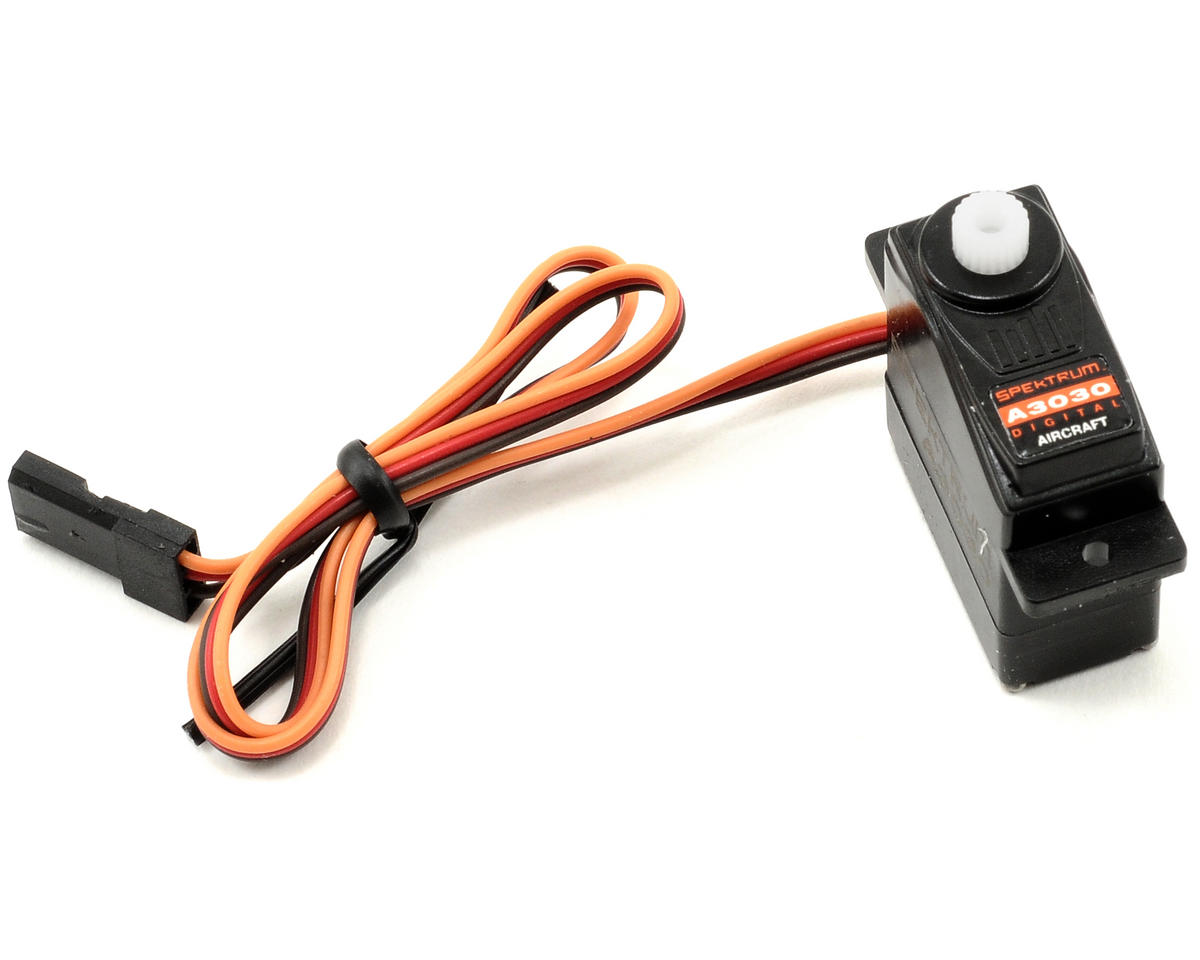 A3030 Digital Hi Torque Sub-Micro Aircraft Servo by Spektrum RC