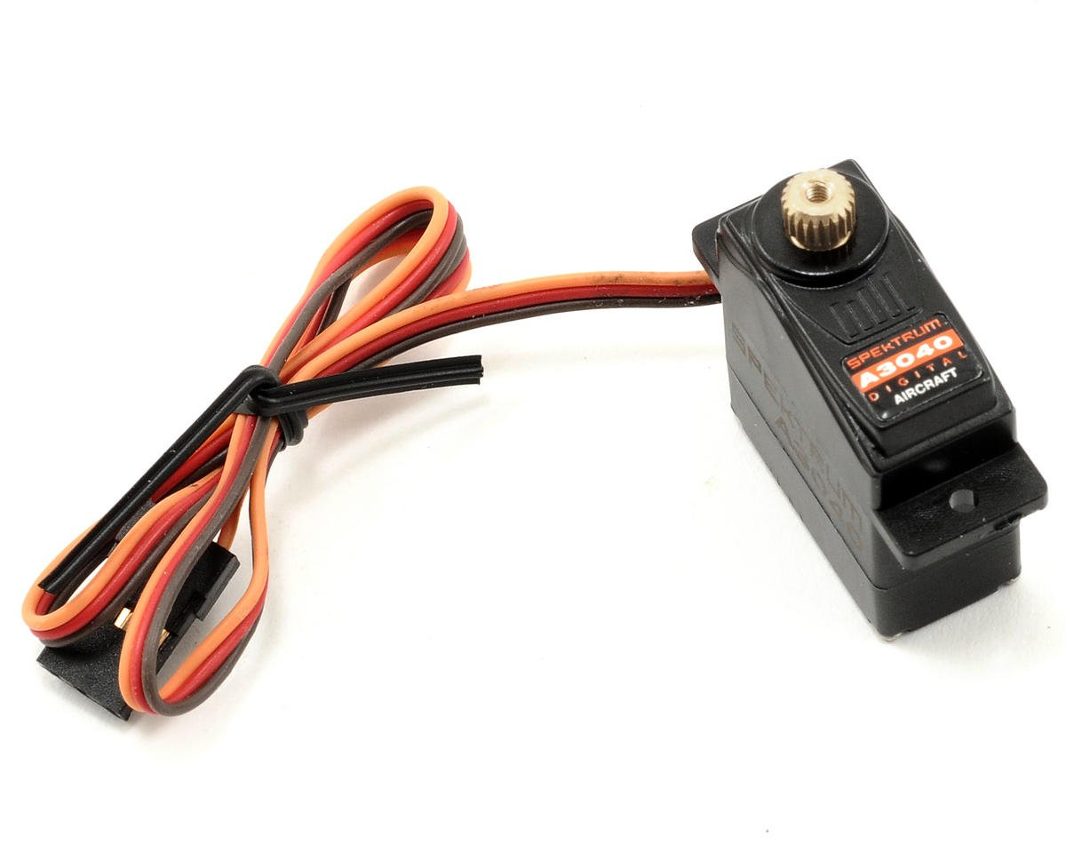 Spektrum RC A3040 Digital Hi Torque Metal Gear Sub-Micro Aircraft Servo