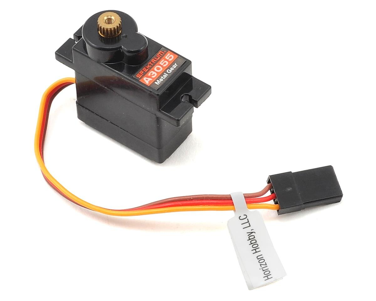 Spektrum RC A3055 Sub-Micro Digital Airplane MG Servo (Blade Theory Type W)