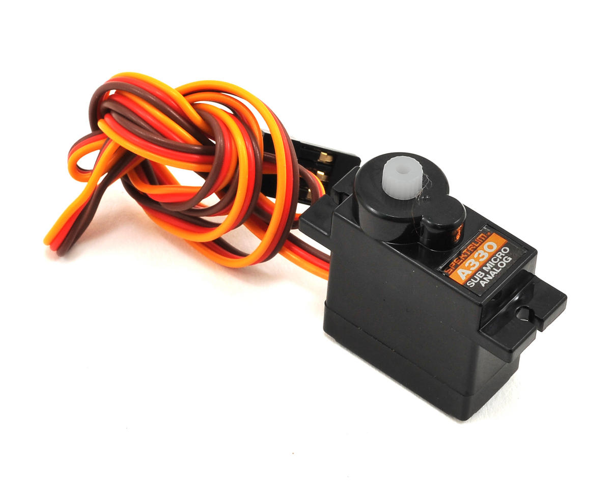 Spektrum RC 9 Gram Aircraft Servo (E-flite Timber)
