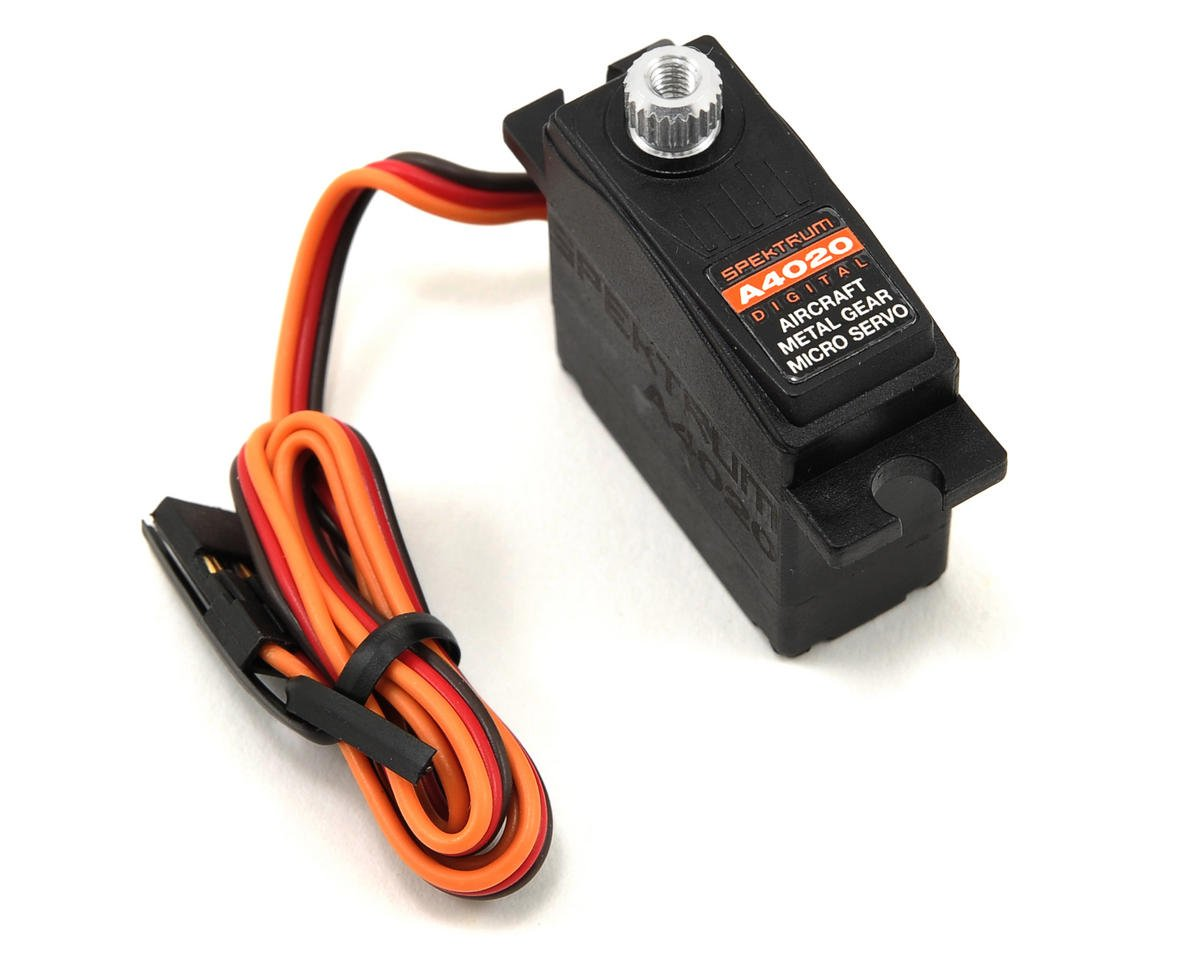 Spektrum RC A4020 Micro Digital Aircraft Metal Gear Servo