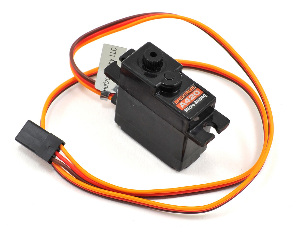 Spektrum RC 17g Analog Servo (E-flite Pulse 15e)