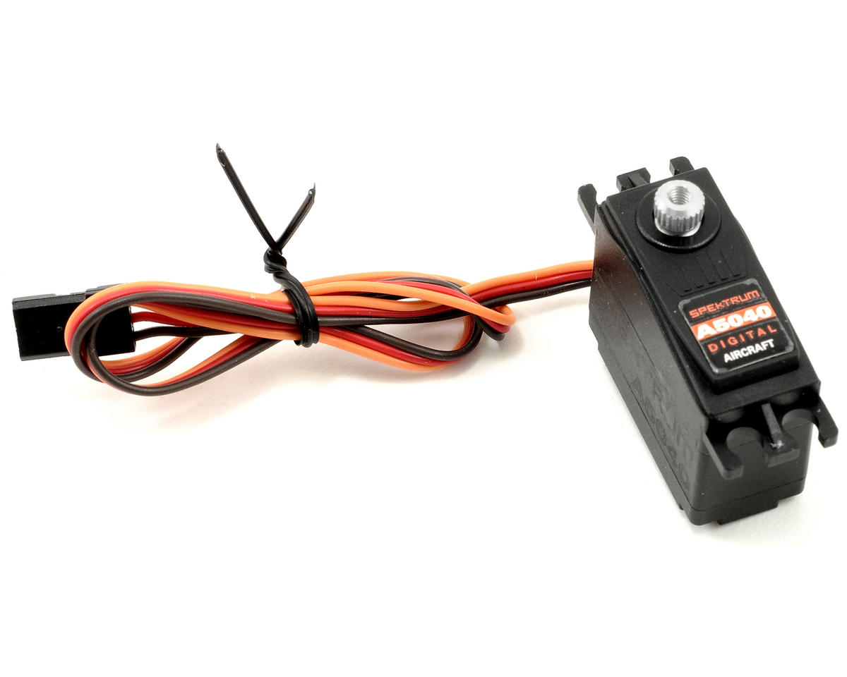 A5040 Digital Metal Gear Mini Aircraft Servo by Spektrum RC