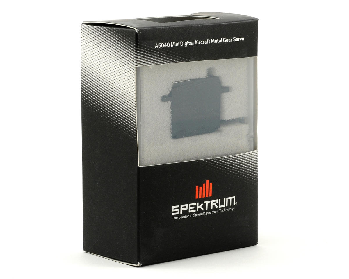 Spektrum RC A5040 Digital Metal Gear Mini Aircraft Servo