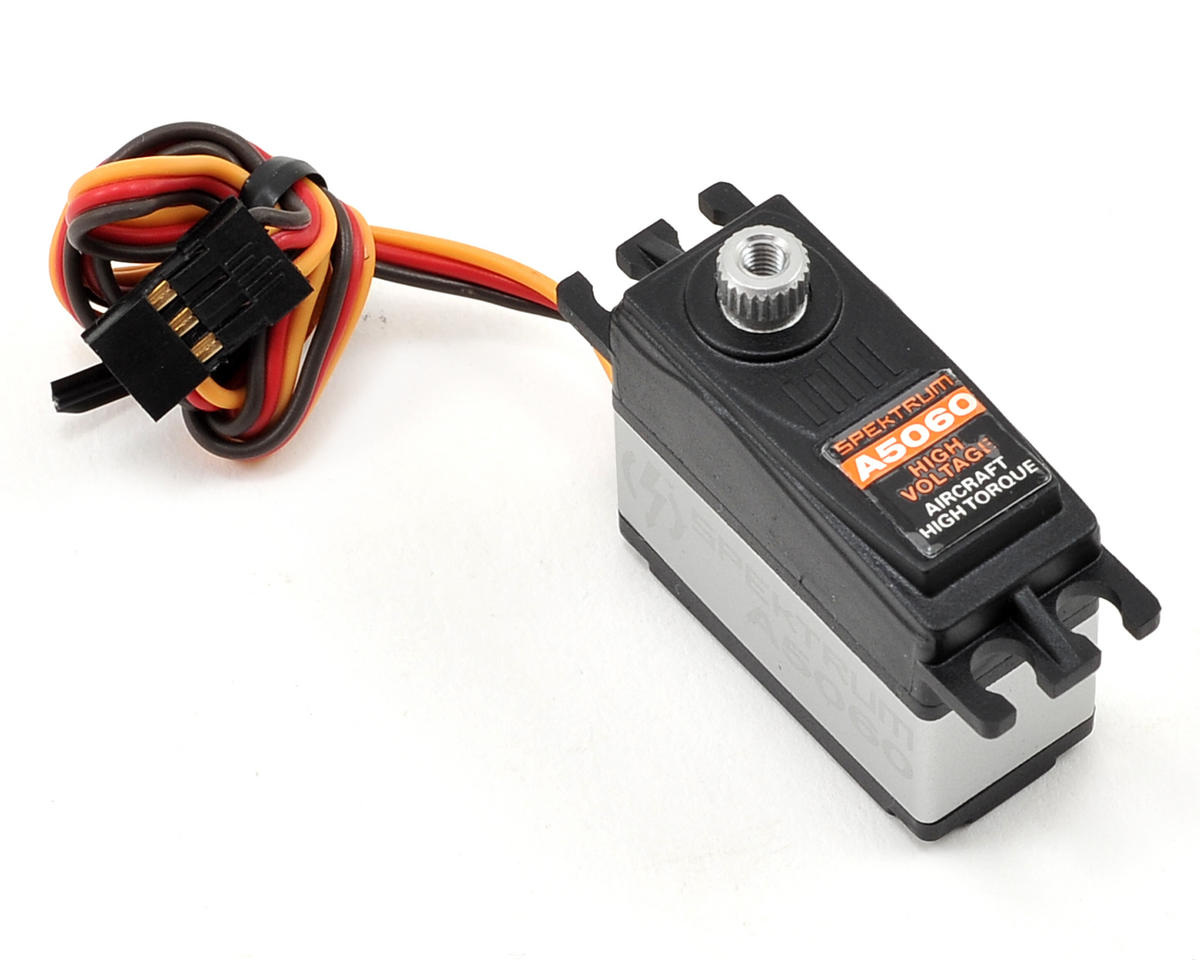 A5060 Metal Gear Mini Digital Aircraft Servo (High Voltage) by Spektrum RC