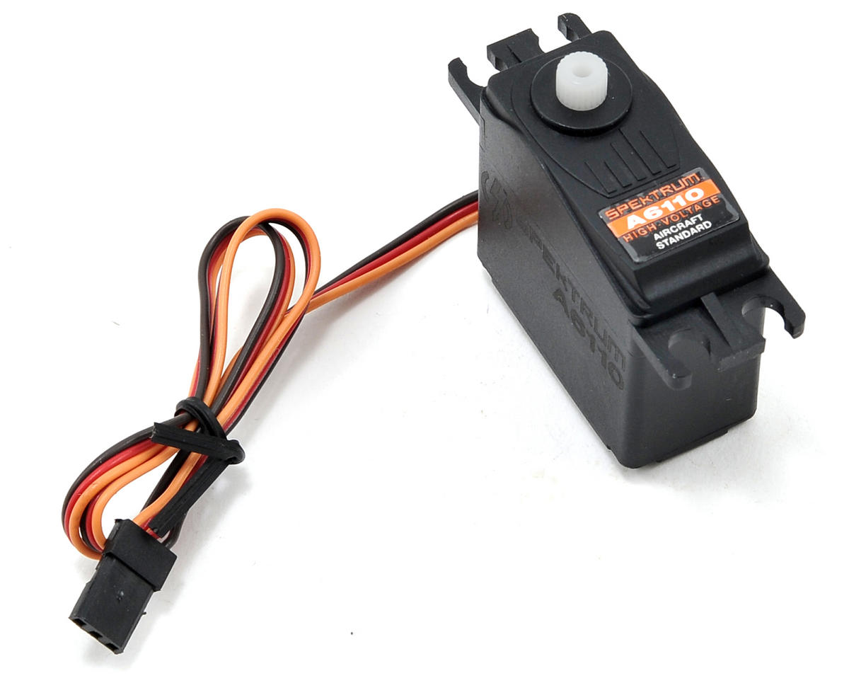Spektrum RC A6110 HV Standard Servo (High Voltage)