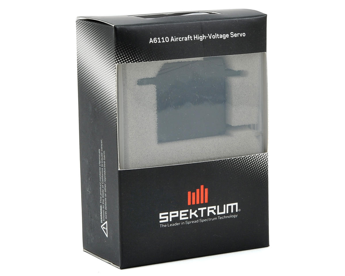 A6110 HV Standard Servo (High Voltage) by Spektrum RC