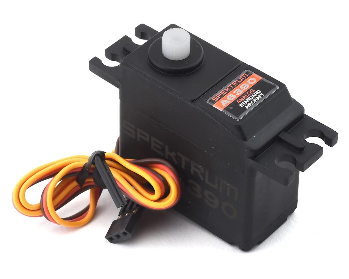 Spektrum RC A6390 Mid-Torque Mid-Speed Analog Standard Servo | alsopurchased