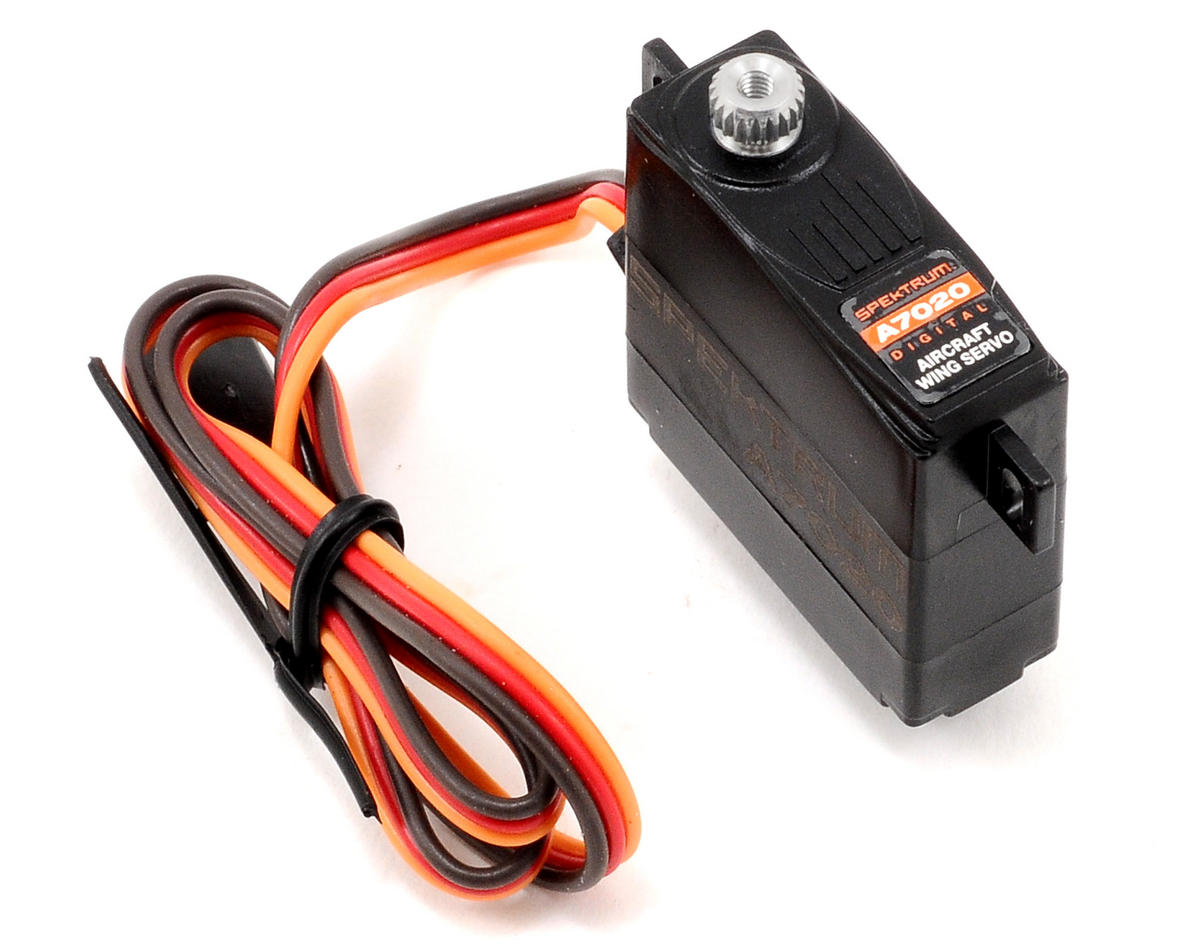 Spektrum RC A7020 Digital Metal Gear Thin-Wing Servo | relatedproducts