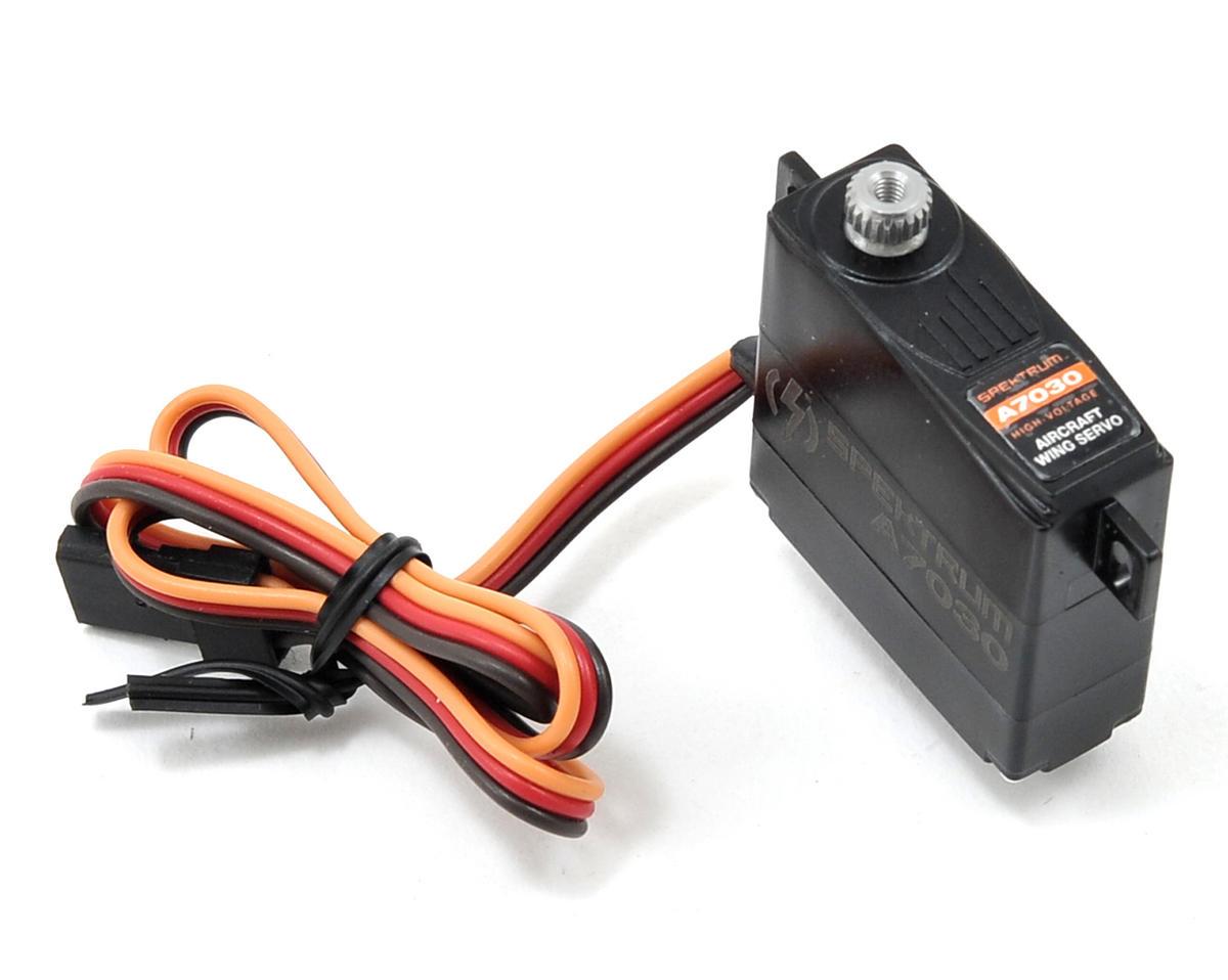 Spektrum RC A7030 HV High Voltage Thin Wing Servo